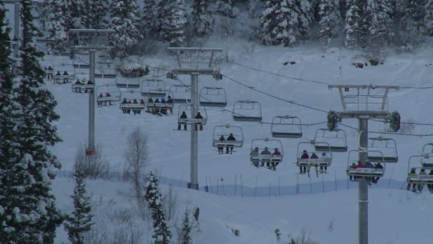 The Mount Sima ski hill in Whitehorse is having one of its best seasons ever, reporting 1,700 day tickets sold over the Christmas holidays.