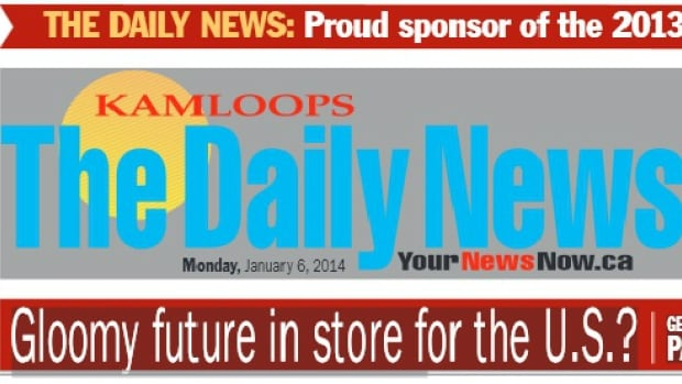 Kamloops' only daily newspaper is closing after eight decades serving the Interior community.
