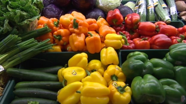 Fruit and vegetable prices could increase up to 4.5 per cent for some items this year, according to the University of Guelph's Food Institute.