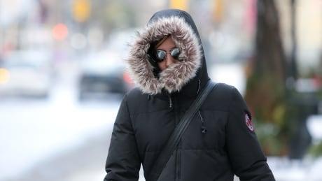 Toronto cold snap/Jan 7