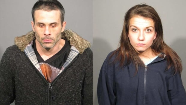 Patrick Lachance and Valérie Vézina are accused of assault causing bodily harm, forcible confinement and conspiracy. Police are looking for other possible victims of the pair.