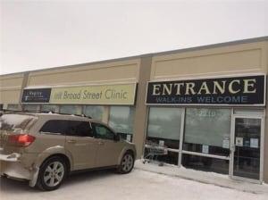Broad Street clinic