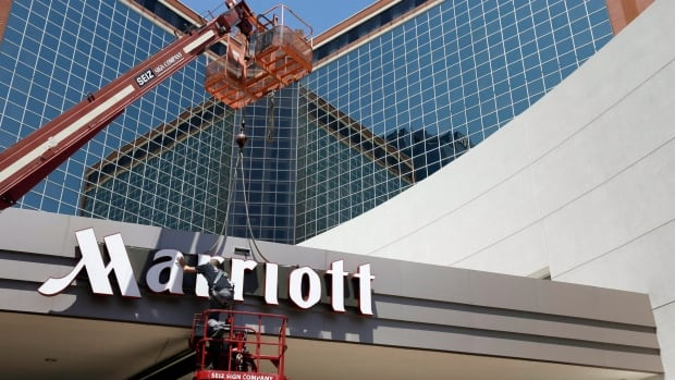 Guests at Marriott, Sheraton and Westin hotels franchised to White Lodging may have had data stolen in 2013. (Associated Press)