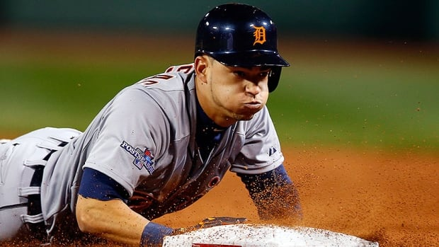Detroit shortstop Jose Iglesias hit .303 in 109 games between the Boston Red Sox and the Tigers.  Iglesias was acquired from the Red Sox in a three-way deal shortly before the trade deadline.
