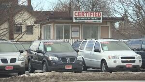 Dealership where Greg Sentance bought his car