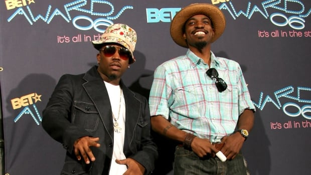 "Singers Big Boi and Andre ""Andre 3000"" Benjamin of Outkast will headline Montreal's Osheaga music festival this year."