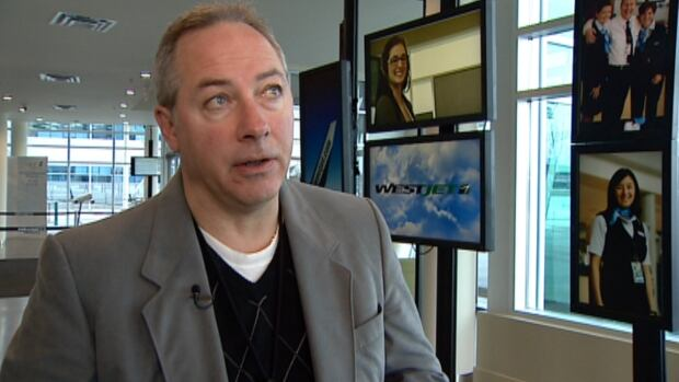 WestJet spokesman Robert Palmer says all its stranded passengers should be home by the weekend.