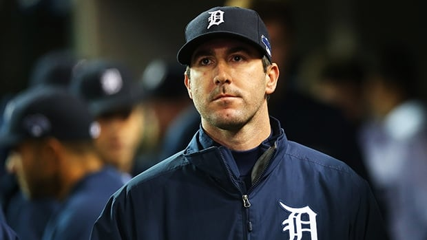Justin Verlander went 13-12 last year with a 3.46 ERA for the AL Central champions.