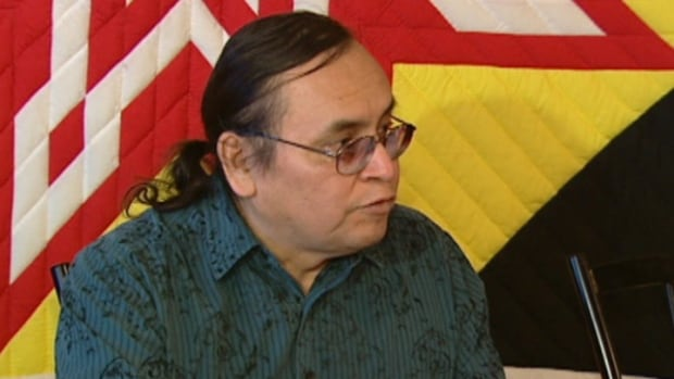 Terry Nelson, seen in this file image, was elected grand chief of the Southern Chiefs' Organization on Thursday.