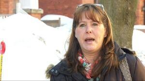 Chantal Babuik fell ice sidewalk lawsuit Ottawa fall January 2014