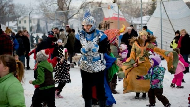 The Deep Freeze Festival takes over four blocks of Alberta Avenue this weekend.