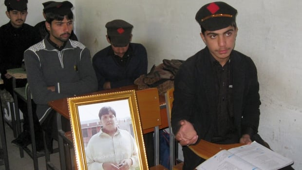 Aitzaz Hasan, 17, died this week while trying to stop a suicide bomber who was targeting his school in a remote village in Hangu, Pakistan, according to police.