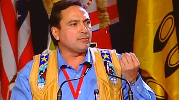 Perry Bellegarde of Saskatchewan was elected the new Assembly of First Nations national chief in December 2014.