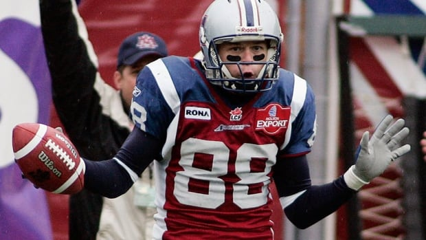 Slotback Dave Stala, whom the Tiger-Cats released on Thursday, spent his first six CFL seasons with Montreal. The Alouettes on Friday announced they had signed the free agent.