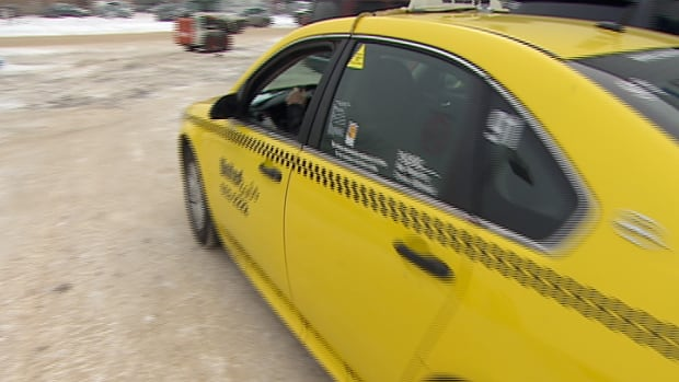 A man who targetted Saskatoon taxi drivers is going to prison.