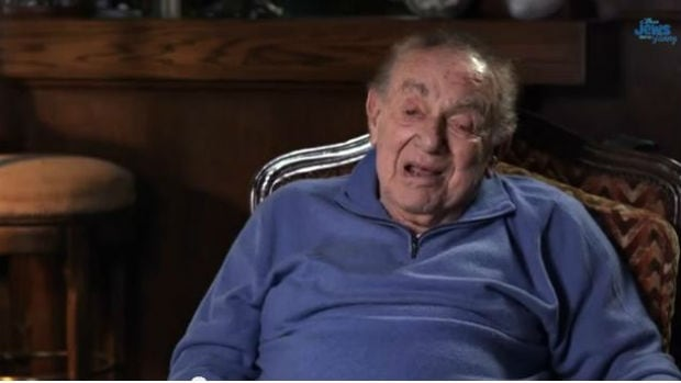 Jack Carter from When Jews Were Funny