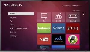 Roku video streaming