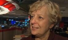 Debbie Wilkes, former Olympic skating medallist