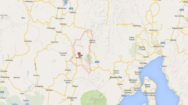 A policeman, government firefighters, students and school guards were among the 24 injured after somebody lobbed a grenade near Cotabato Foundation College of Science and Technology late Sunday in Arakan town.