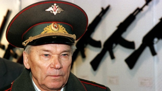 """If my assault rifle took people's lives that means that I, Mikhail Kalashnikov, ... am responsible for people's deaths."""