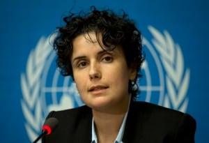 Switzerland UN Syria Women