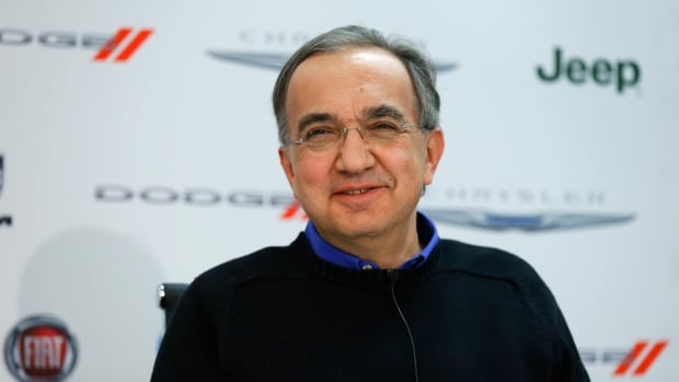 Fiat and Chrysler CEO Sergio Marchionne said investment in Chrysler's two Ontario plants could depend on government assistance.