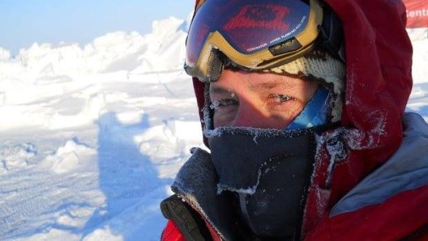 Yukoner Devon McDiarmid recently travelled more than 2,000 kilometres across Antarctica.