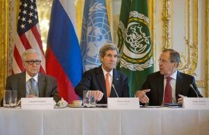 France Syria Diplomacy