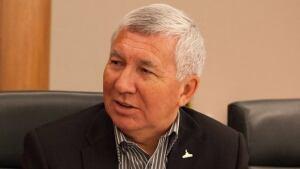 Carl Zehr Kitchener Mayor