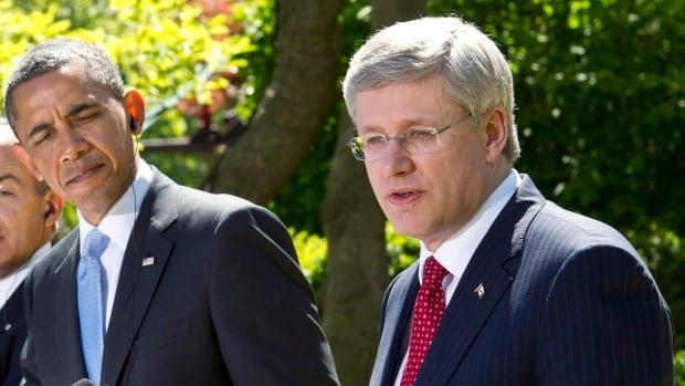 Prime Minister Stephen Harper will meet with U.S. President Barack Obama on Wednesday after a session Tuesday with Mexican President Enrique Pena Nieto on Tuesday.