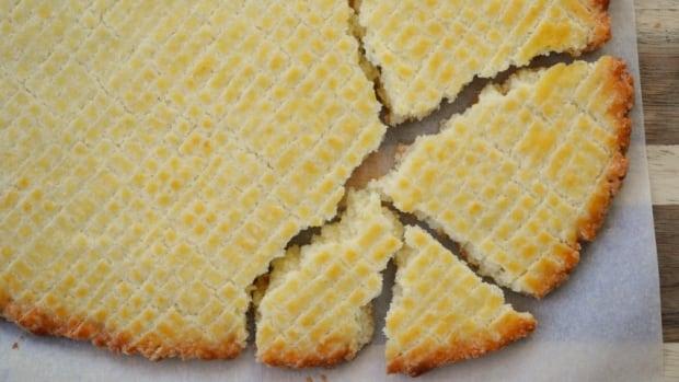 Salted butter break-up