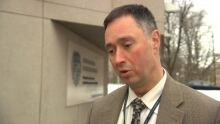 Lead investigator Sgt. Richard Dugal