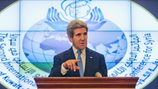 U.S. Secretary of State John Kerry will attend Syria peace talks, dubbed Geneva 2, on Jan. 22 in Switzerland. He, along with Russian Foreign Minister Sergei Lavrov say they will push for a ceasefire between rebels and regime forces in Aleppo. Without a ceasefire, humanitarian aid will likely be unable to reach besieged city's throughout Syria.