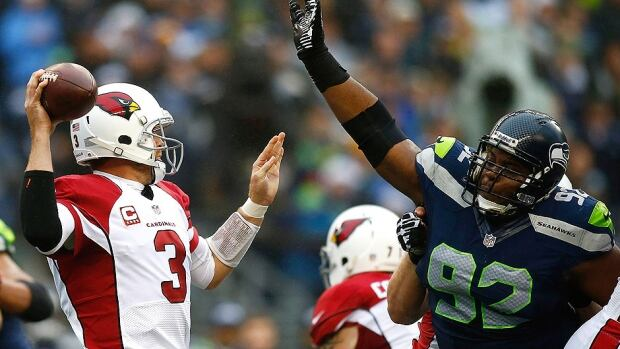 Seahawks defensive tackle Brandon Mebane finished the regular season with 45 tackles and zero sacks. But he was a big reason Seattle's run defence improved during the second half of the season, earning one All-Pro vote in the process.