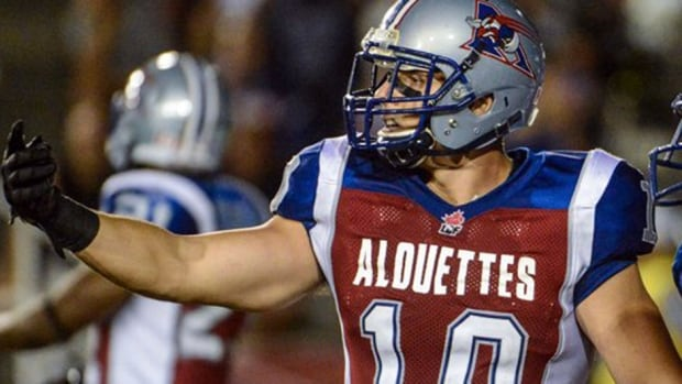 "The Alouettes have re-signed Canadians linebacker/safety Marc-Olivier Brouillette to a three-year contract. ""Marco has fast become one of the most versatile players in the CFL,"" says Montreal head coach and GM Jim Popp."