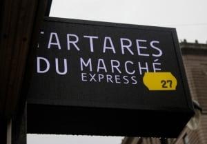 marché 27 sign