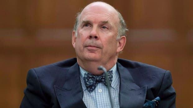 Challenging Harper's appointee