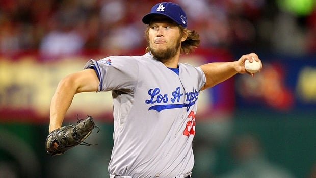 Dodgers pitcher Clayton Kershaw is set to receive the most lucrative deal for a pitcher, breaking the mark of $180 million US set by Justin Verlander.