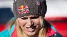Lindsey Vonn injures ankle in training crash
