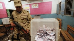 Egypt constitution vote