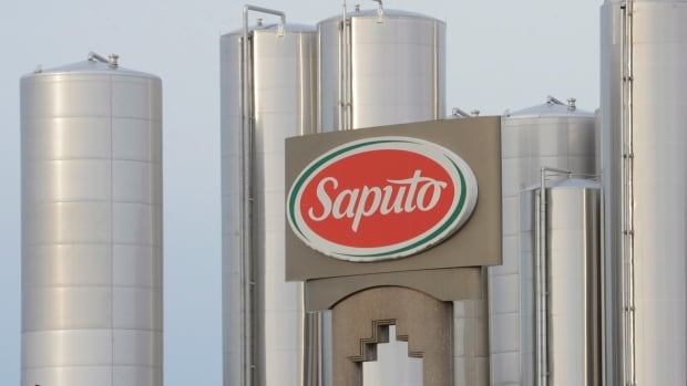 The Saputo plant is shown in the St-Leonard area of Montreal. The Canadian dairy giant has bought an even larger ownership stake in Australia's oldest dairy processor as it moves ahead with a takeover bid.