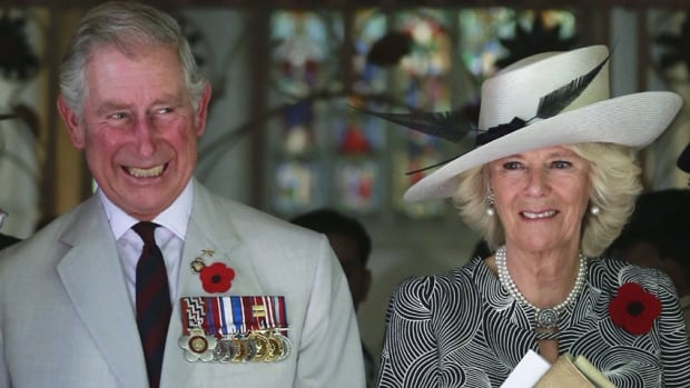 Prince Charles and Camilla, Duchess of Cornwall, will visit three Canadian provinces in May.