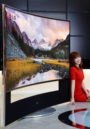 South Korea Samsung LG New TV
