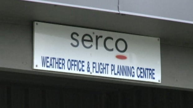 Serco, the company that provides non-military services at 5 Wing Goose Bay, has eliminated 25 positions at the base.
