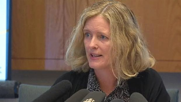 Dr. Eilish Cleary, New Brunswick's former chief medical officer of health, says she cancelled a scheduled interview on Information Morning Fredericton on Thursday on the advice of lawyers.