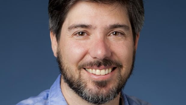 Matt Ratto of the University of Toronto's Critical Making lab.