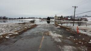 Dorchester flooding