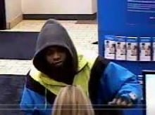 Ottawa police bank robberies