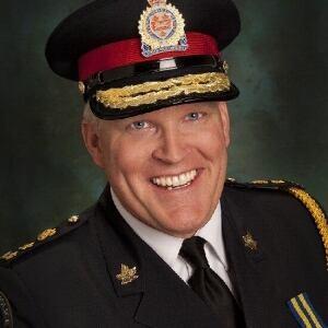 Guelph Police Chief Bryan Larkin
