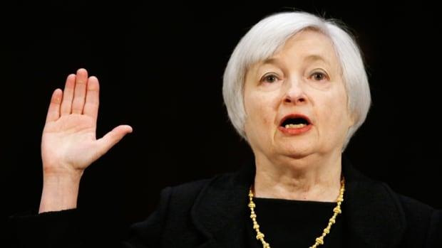 Janet Yellen is succeeding Ben Bernanke as the chair of the U.S. Federal Reserve.